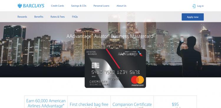 Cards Barclaycardus Com Aadvantage Mastercard Online