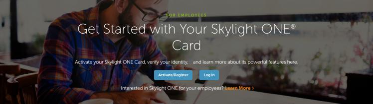 Skylight PayOptions Account Login
