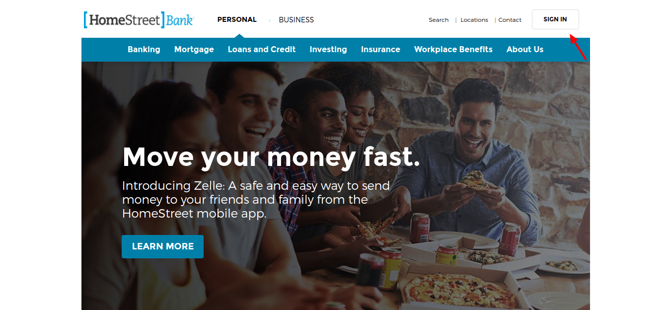 HomeStreet-Bank-Personal-Banking-sign-in