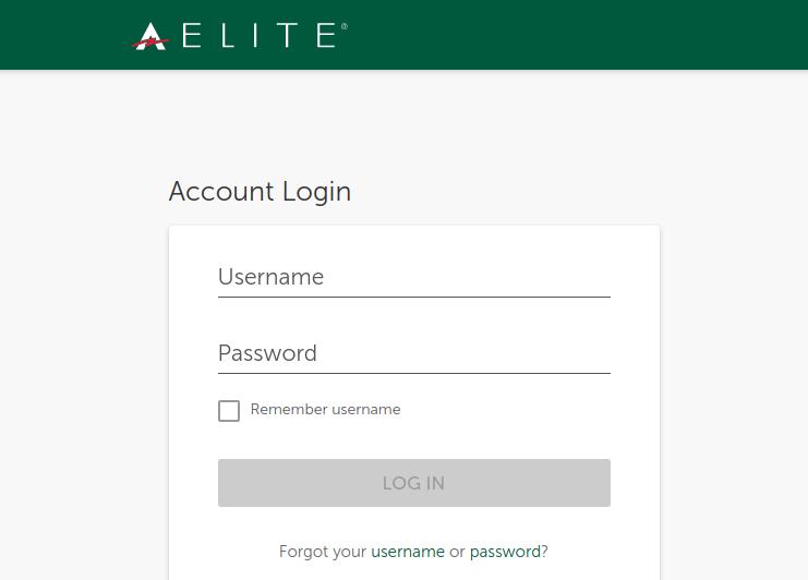 ACE Elite Prepaid Account Login