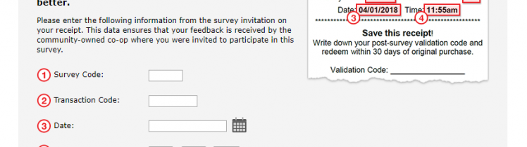 Coop Survey