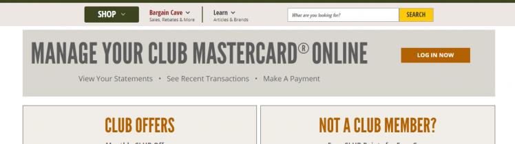 Cabela's Credit Card