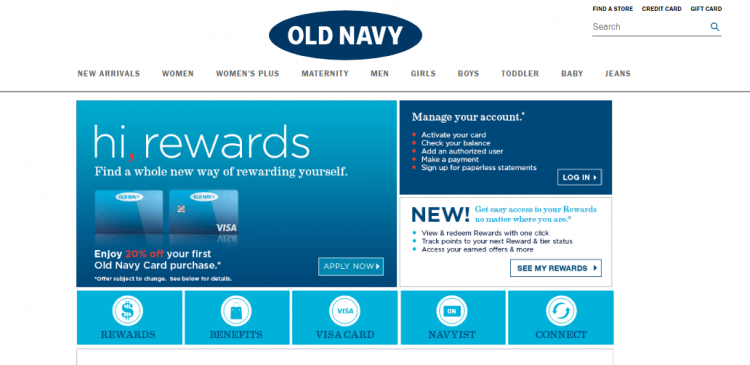 Old Nave Credit Card Customer Care