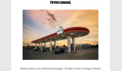 Petro Canada Guest Survey