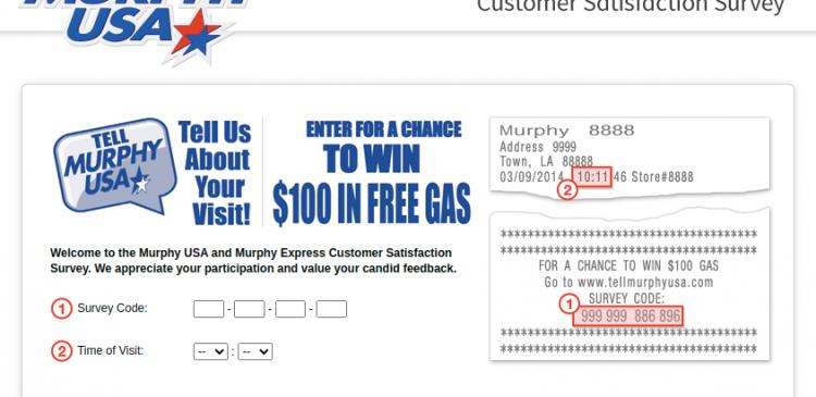 Murphy Customer Survey
