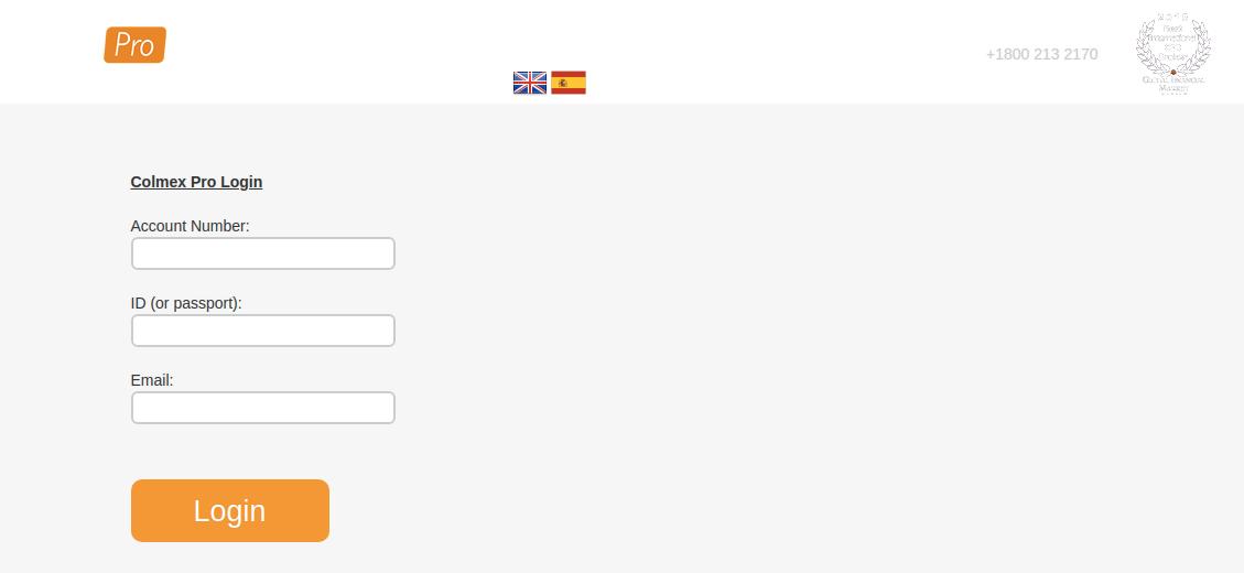 colmexpro login