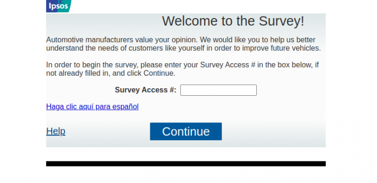 Automotive Manufacturer Survey