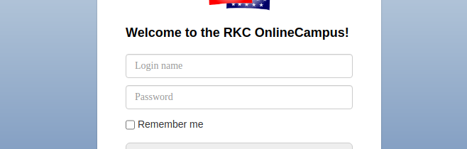Robert Kennedy College Login