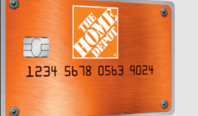 Home Depot Credit Card Logo