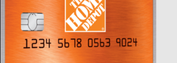 Home Depot Credit Card Logo