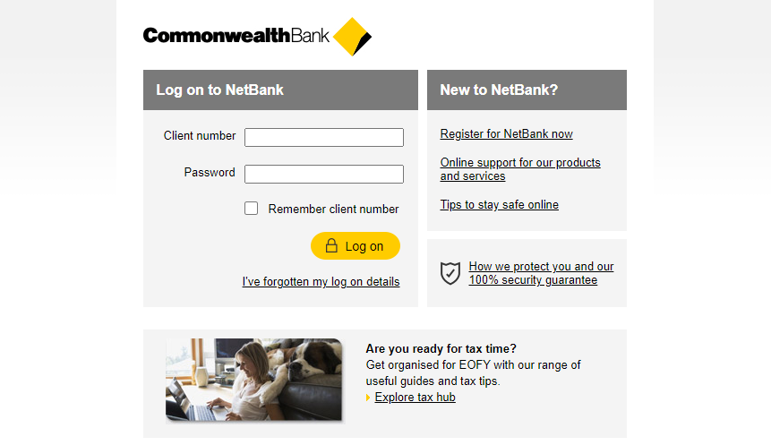commonwealth bank credit card activation